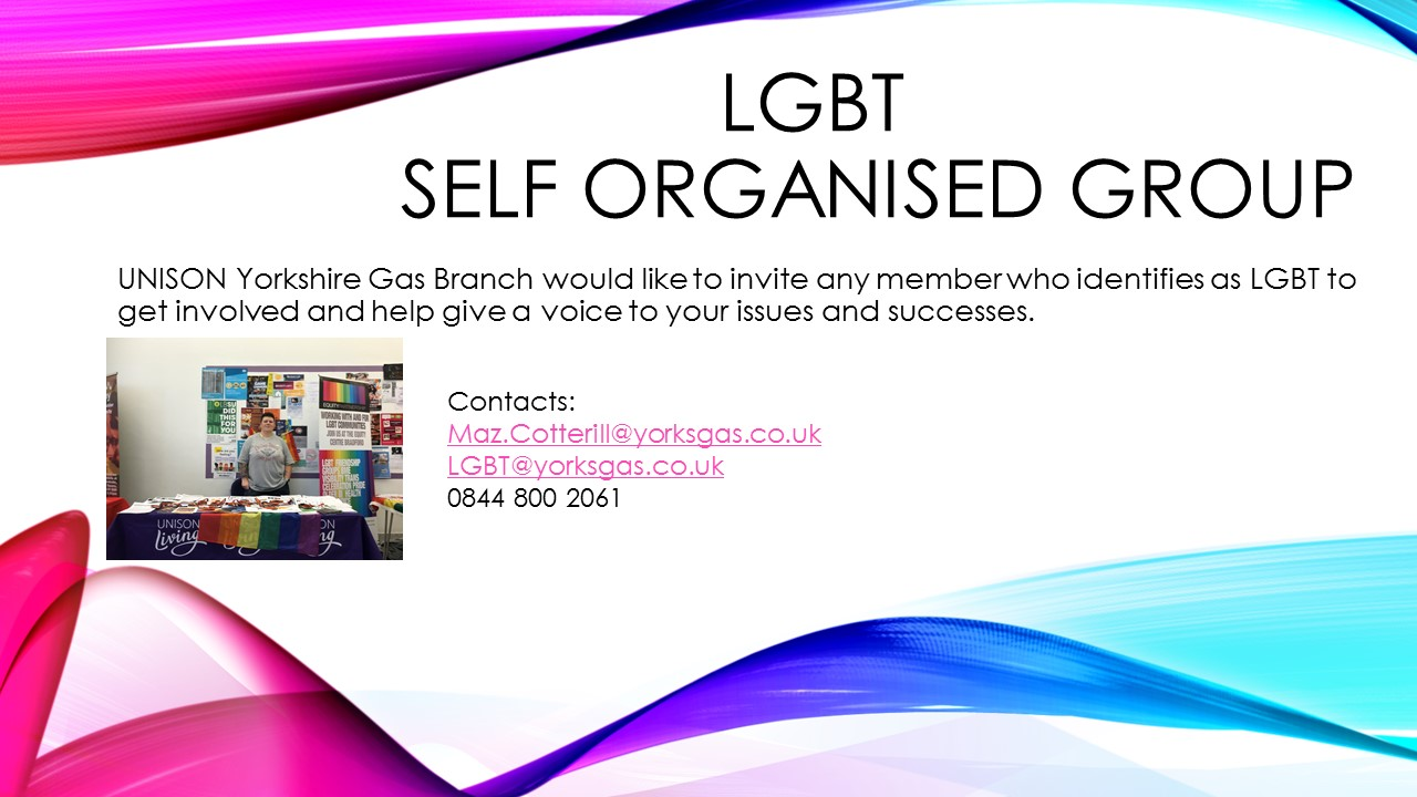 from Colton unison gay uk